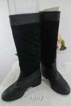Ariat 30101 Womens thinsulated riding black tall boot size 9 B 1400