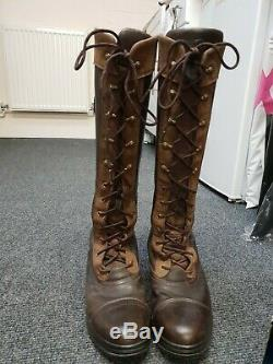 Ariat Coniston Pro GTX insualted Boots Size 7 Long Riding Boots Brown