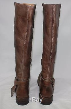 Bed Stu Women's Coventry Riding boots Tan Rustic Size 7 New With Box
