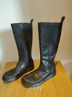 Dr Martens Lahiri Knee Hight Tall Boots Riding Walking Everyday Boots Size UK 6