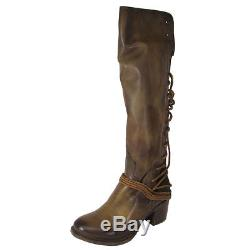 Freebird by Steven Women Coal Over The Knee Riding Boot Shoes
