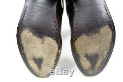 Golden Goose Charlye Womens Riding Boots Size 38 US 8 Msrp $1200 Made in Italy