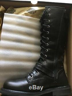 Harley davidson boots womens