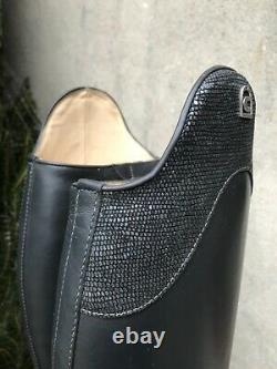 NEW CAVALLO INSIGNIS SLIM Dressage Riding Boots size US 7,5 (48/36) anthracite