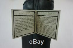 NIB FRYE Women's Phillip Ring Tall Leather Riding Boots Black Size 7M