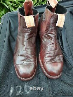 RM Williams ladies boots 270mm