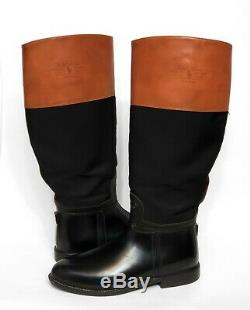 Ralph Lauren Collection Womens Riding Boots Size 9 M Made In Italy
