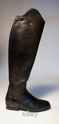 Sergio Grasso Tall Riding Boots Womens Size 38 XHE Black