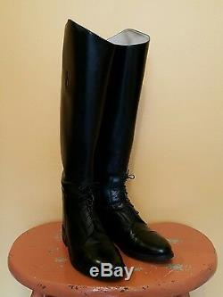 The Effingham Boot Riding Equestrian Tall Boots Women Size 8C 200L