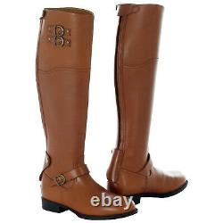 Toggi Chandler Full Length Horse Riding Boots Equestrian Dressage Show Eventing