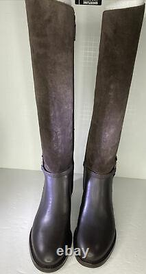 Tory Burch Miller Riding Knee High Boots Corvino 57752 Size 9