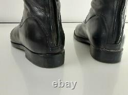 Tucci Custom Made Riding Boots with trees size 8