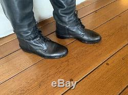 Vintage CHANEL Riding boots size 7 (37)