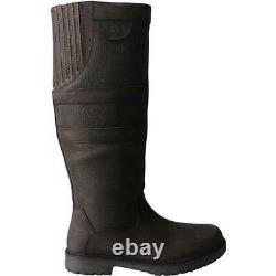 Woodland Hailey Womens Ladies Waterproof Riding Equestrian Country Boot Size 4-8